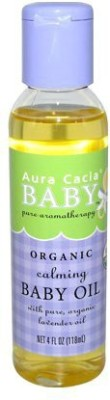 Aura Cacia Beauty Ricebran Oil, 100% Pure, Cold Pressed.. 2 oz-60 ml