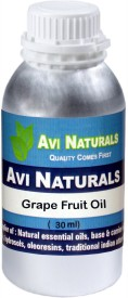 Avi Naturals Grape Fruit Oil