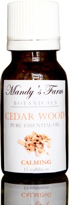 Mandy's Farm PURE CEDARWOOD ESSENTIAL OIL - All Natural!