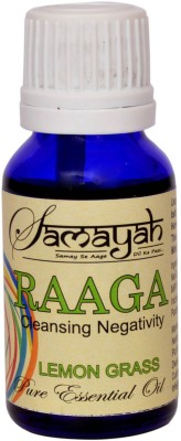 Samayah Hand Made Aroma Oils Raaga (Lemon Grass)