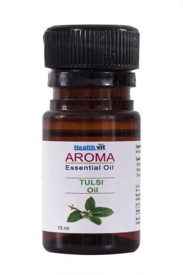 Healthvit Tulsi (Basil) Oil 15ml