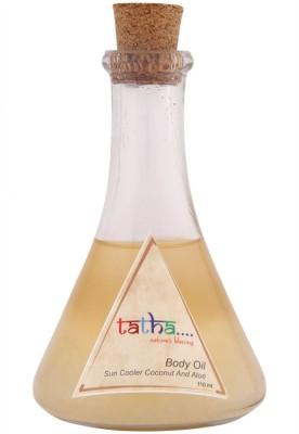 Tatha Sun Cooler Coconut and Aloe Body Oil