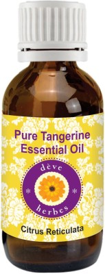 Deve Herbes Pure Tangerine Essential Oil 30 Ml -Citrus Reticulata