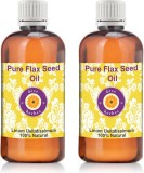 DèVe Herbes Pure Flax Seed Oil - Pack...