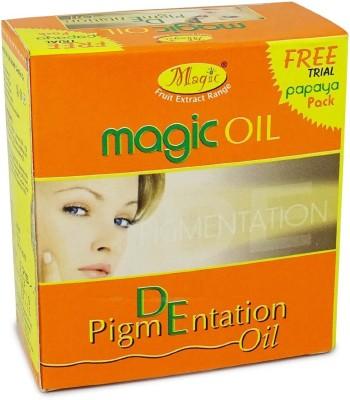 Nature's Essence De-Pigmentation Magic Oil,5