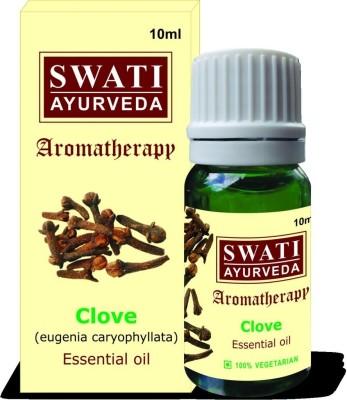 Swati Ayurveda Essential Oil Clove (Eugenia Caryophyllata)