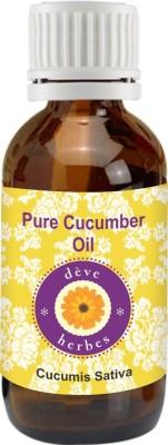 DèVe Herbes Pure Cucumber Oil - Cucumis Sativa - 30ml