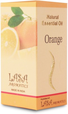 Lasa Aromatics Essential Oil Orange