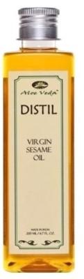 Aloe Veda Distil Virgin Sesame Oil(200 ml)