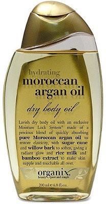 Organix Org Moroccan Argan Body Oil