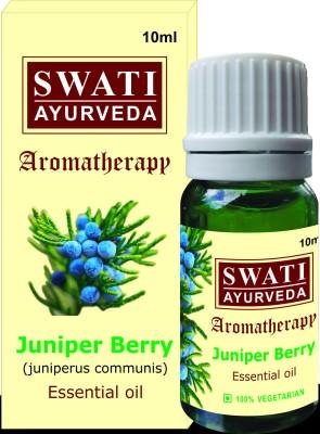 Swati Ayurveda Essential Oil Juniper Berry (Juniperus Communis)