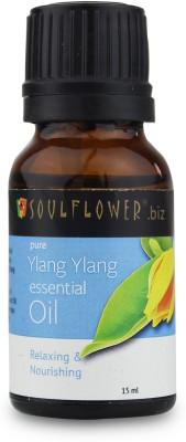 Soulflower Ylang Ylang Essential Oil