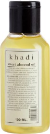 khadi Natural Sweet Almond Oil