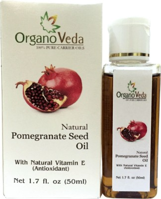 Organo Veda Pure Carrier Pomgranate seed Oil