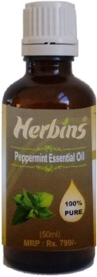 Herbins Peppermint Essential Oil-50ml