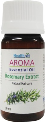 Healthvit Aroma Rosemary Extract Essential Oil For Hair care
