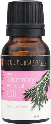 Soulflower Rosemary Essential Oil(15 ml)