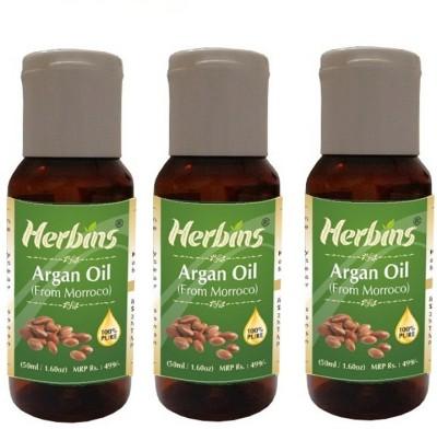 Herbins Argan Oil Combo - 3