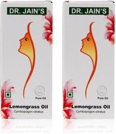 Dr. Jain's Lemongrass Oil
