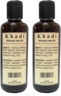 Khadi Herbal Sikakai Hair Oil