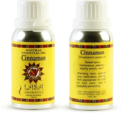 Lasa Aromatics essential oil cinnamon