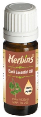 Herbins Basil Essential Oil