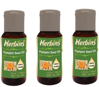 Herbins Pumpkin Seed Oil Combo-3
