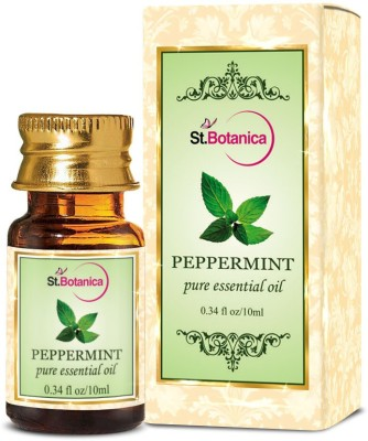 StBotanica Peppermint Pure Aroma Essential Oil, 10ml