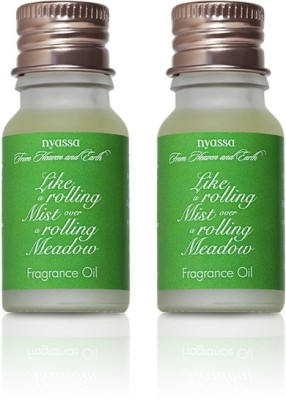 Nyassa Like A Rolling Mist Over A Rolling Meadow Fragrance Oil Pack Of 2