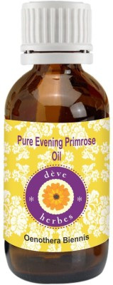 DèVe Herbes Pure Evening Primrose Oil (30ml)- Oenothera Biennis