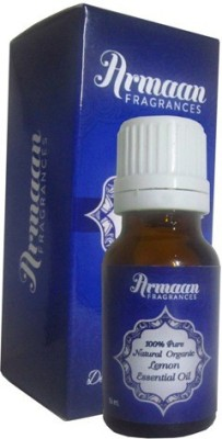 Armaan 100% Pure Natural Organic Lemon Essential Oil
