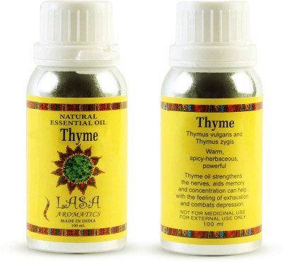 Lasa Aromatics essential oil thyme