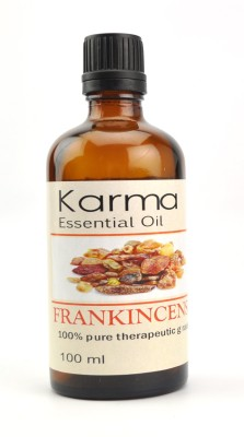 Karmakara 100% pure Therapeutic Grade undiluted essential oils in 100 ml Bottles-frankincens oil