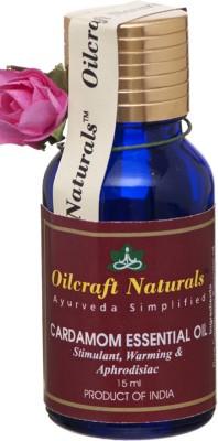 Oilcraft Naturals Cardamom Essential Oil