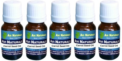 Avi Naturals Carrot Seed Oil(Pack of 5)
