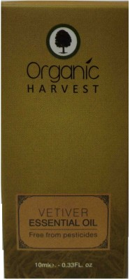 Organic Harvest Vetiver Essential Oil