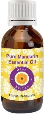 DèVe Herbes Pure Mandarin Essential Oil - Citrus Reticulata