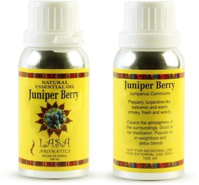 Lasa Aromatics essential oil Juniper berry