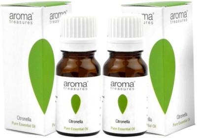 Aroma Treasures Citronella essential oil (pack of 2)