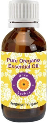 DèVe Herbes Pure Oregano Essential Oil - Vulgare