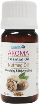 Healthvit Aroma Nutmeg Essential Oil Energize & Rejuvenate