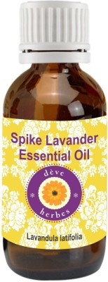 Deve Herbes Pure Spike Lavender Essential Oil 30ml (Lavandula latifolia)