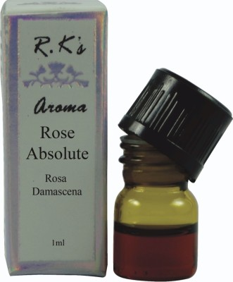 Rk's Aroma Rose Absolute Essential Oil