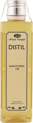 Aloe Veda Distil Wheatgerm Oil