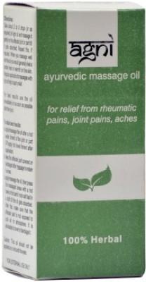 Tarika Agni Ayurvedic Pain Relief Oil