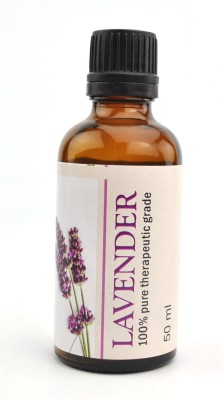 Karmakara 100% pure Therapeutic Grade undiluted essential oils in 50 ml Bottles-Lavender
