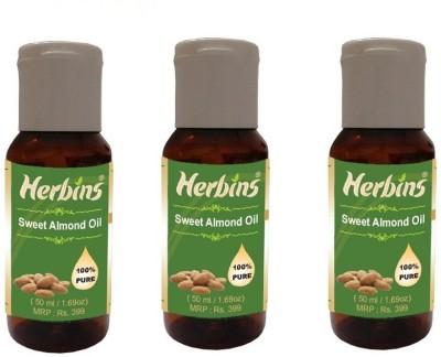 Herbins Sweet Almond Oil Combo-3