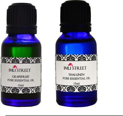 Imli Street Grapefruit & Thailinen Essential Oil