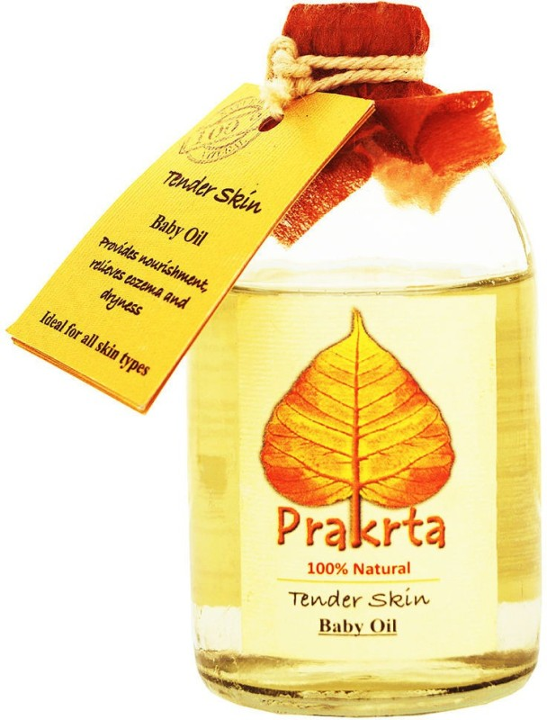 Prakrta Tender Skin Baby Oil(100 ml)