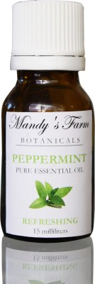 Mandy's Farm Pure Peppermint Essential Oil - All Natural!